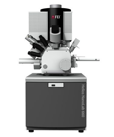 聚焦离子束扫描电镜(FIB-SEM)