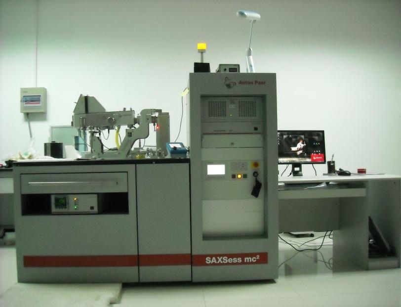 小角散射仪(SAXS/WAXS)