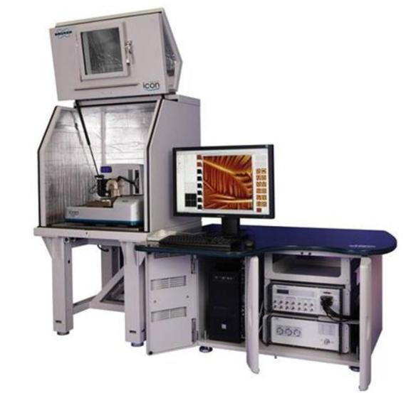 原子力显微镜AFM-云现场
