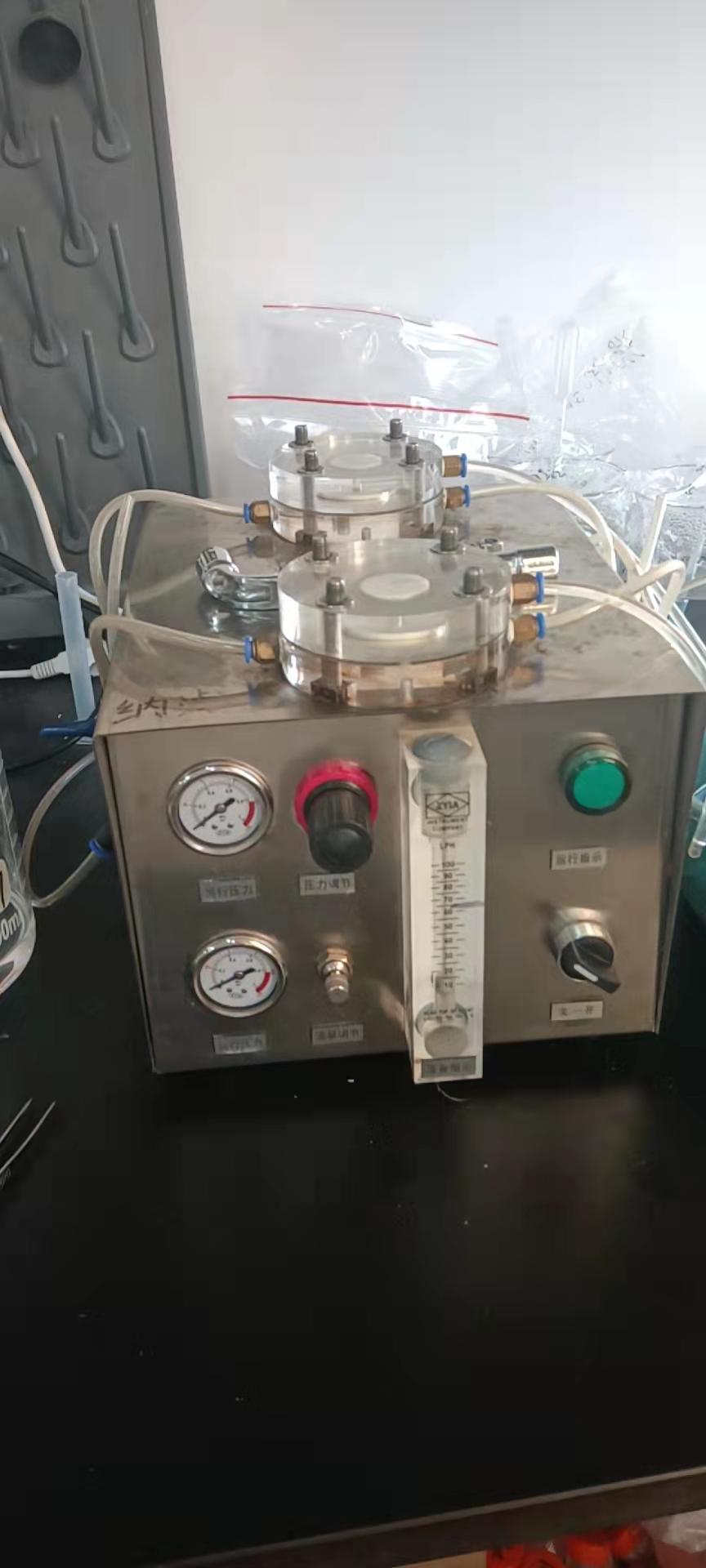 水通量测试